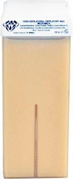 Віск для депіляції BRINail Titanium Talc у картриджі 100 мл (2142393100276)