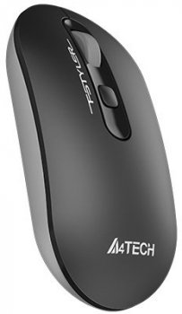 Миша A4Tech FG20 Wireless Black/Grey (4711421949323)