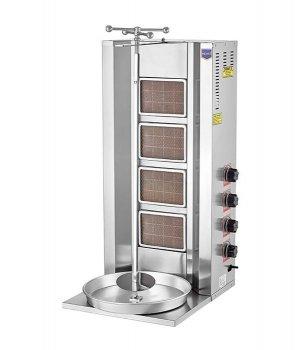 Аппарат для шаурмы газовый Remta D13 LPG