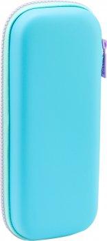 Пенал с LED-аппликацией Cool For School 1 отделение Голубой (QT-5759-Blue)