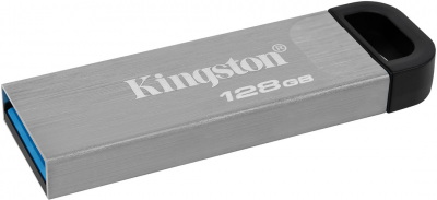 Kingston DataTraveler Kyson 128GB USB 3.2 Silver/Black (DTKN/128GB)