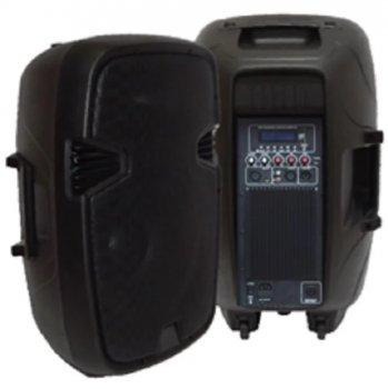 Комплект акустики активная + пассивная BIG JB15ACTIVE500WSET