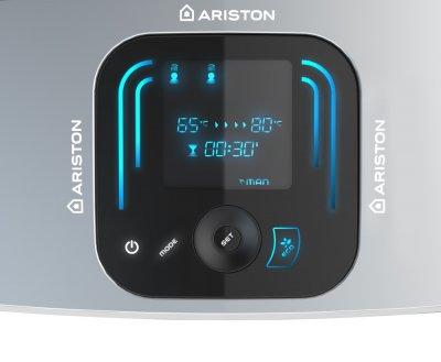 Водонагрівач накопичувальний Ariston ABS VLS EVO DRY 80 - сухий ТЕН