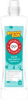 Упаковка коштів для миття підлог і поверхонь Фрекен Бок антибак & Антивірус 99% 2-в-1 1 л х 2 шт (25490545)