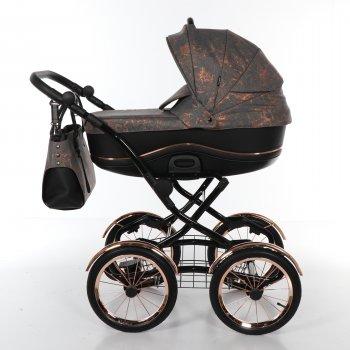 Класична коляска 2 в 1 Tako Bella Donna 01 (5558)