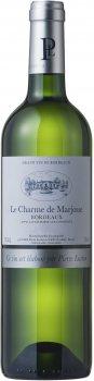Вино Chateau De Chantegrive 2015 Graves белое сухое 0.75 л 13% (3760084162618)