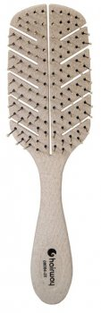 Щетка Hairway Eco Corn массажная розовая 10 рядов (4250395417983)