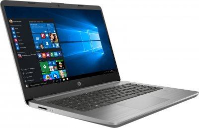 Ноутбук HP 340S G7 (9HR21EA) Asteroid Silver