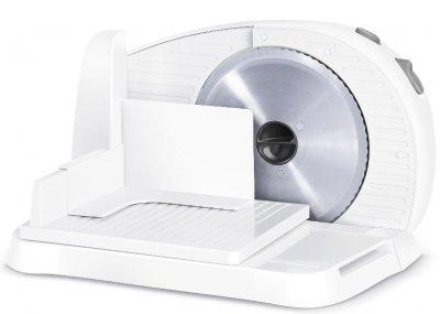 Ломтерезка дисковая SENCOR SFS 1000WH 100 Вт белая со складным основанием