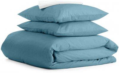 Комплект постельного белья Cosas Ranfors Sky White 180х220 (Ranfors_ Sky_White_180) (4822052051085)