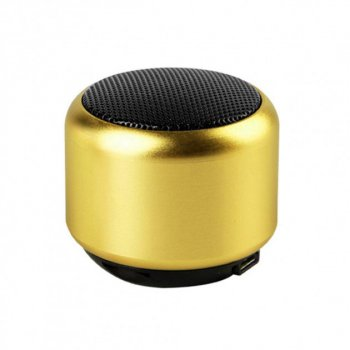 Портативна колонка Bluetooth SENXIN S2 BT-5088 Gold (zhb0309)