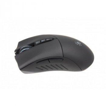 Мышь беспроводная A4Tech R30A Bloody Black USB
