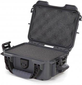 Водонепроникний пластиковий кейс Nanuk 903 з піною Graphite (903-1007)