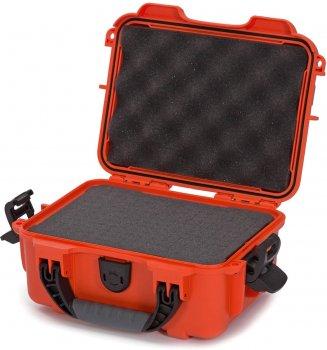 Водонепроникний пластиковий кейс Nanuk 904 з піною Orange (904-1003)