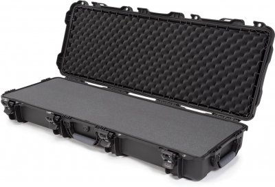 Водонепроникний пластиковий кейс Nanuk 990 з піною Black (990-1001)