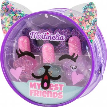Набор для ногтей Martinelia BFF Rabbit (8436576508251)