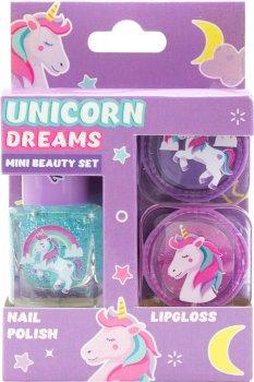 Набор мини Martinelia Unicorn Dreams 3 позиции (8436576508510)