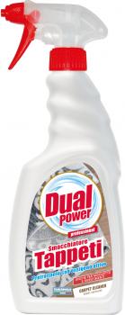 Средство для удаления пятен на ковре Dual Power 500 мл (8054633838174)