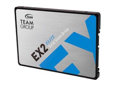 "Накопичувач SSD 512GB Team EX2 2.5"" SATAIII 3D TLC (T253E2512G0C101)"