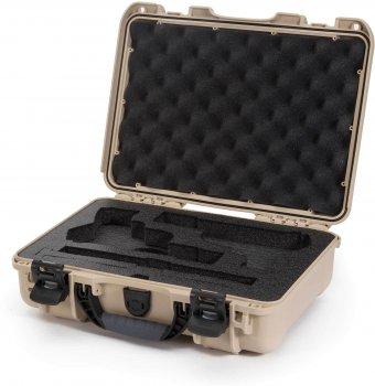 Захисний кейс для зброї Nanuk 910 Classic Gun Tan (910-CLASG0)