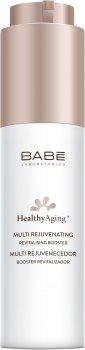 Мульти омолаживающая сыроватка BABE Laboratorios Healthy Aging 50 мл (8436571630780)