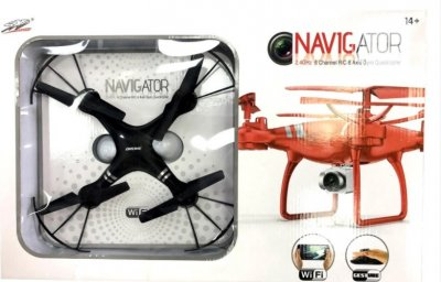 Квадрокоптер Navigator Drone S63