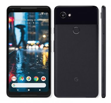 Смартфон Google Pixel 2 Xl 64GB Чорний