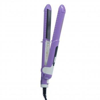 Випрямляч щипці для завивки волосся з гофре керамічний професійний Mozer MZ-7040