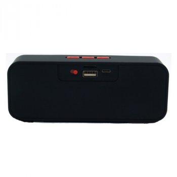Портативна Bluetooth колонка SPS K31 5 Вт чорний (im-44965)