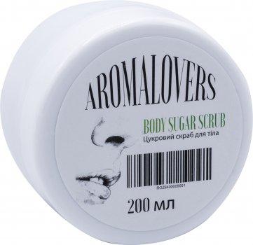Антицеллюлитный скраб для тела Aromalovers сахарно-солевой 200 мл (ROZ6400009051)