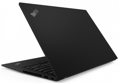 Ноутбук Lenovo ThinkPad T14s Gen 1 (20T0001YRT) Black