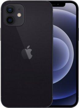 Мобільний телефон Apple iPhone 12 256GB Black Офіційна гарантія