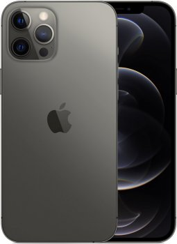 Мобильный телефон Apple iPhone 12 Pro Max 256GB Graphite Официальная гарантия