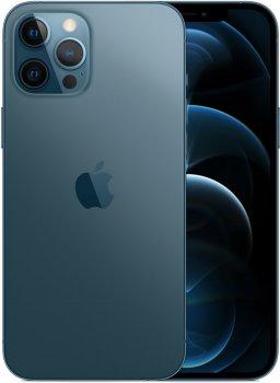 Мобильный телефон Apple iPhone 12 Pro Max 512GB Pacific Blue Официальная гарантия