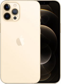 Мобільний телефон Apple iPhone 12 Pro Max 128 GB Gold Офіційна гарантія