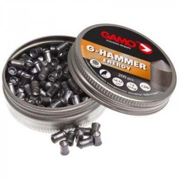 Пульки Gamo G-Hammer 200шт кал.4,5 (6322822)
