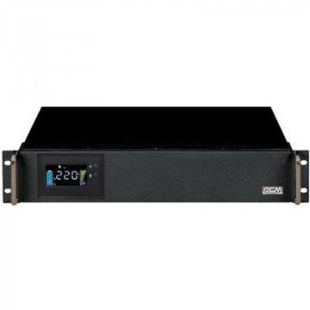 Джерело безперебійного живлення KIN-1500AP RM LCD Powercom