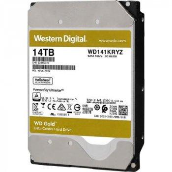 """Жесткий диск 3.5"""" 14TB WD (WD141KRYZ)"""