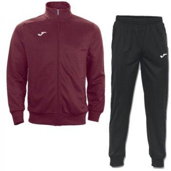 Спортивный костюм Joma COMBI GALA бордово-черный 100086.650_101113.100