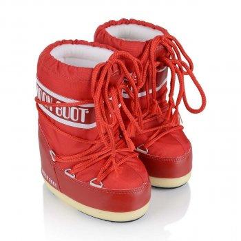 Мунбуты Tecnica Moon Boot Nylon red