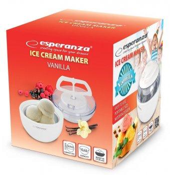 Мороженица Esperanza EKI001 Vanilla white