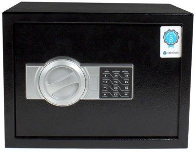 Сейф мебельный SteelNet KS-26П-Е-073N-9005