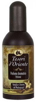 Парфюмированная вода для женщин Tesorid'OrienteVanigliaEZenzero 100мл (8008970037479)