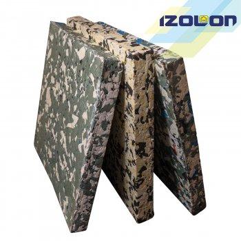 Стрелоулавливатель, мішень Ізолон-блок IZOLON 100х100х10 см