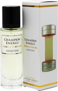 Парфюмированная вода для мужчин Мораль Парфюм Champion Energy версия Davidoff Champion Energy 30 мл (3120065646894)