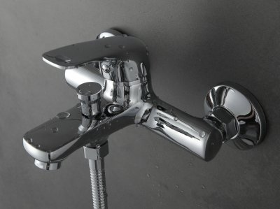 Змішувач для ванни RJ Flora RBZ072-3