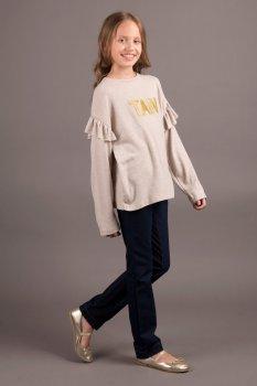 Пуловер ANDRE TAN Kids K30061P Бежевий