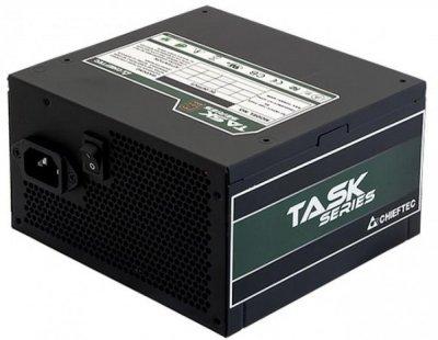 Блок питания для ПК CHIEFTEC TPS-400S, ATX 2.3, APFC, 12cm fan, Bronze, bulk (TPS-400S-BULK)