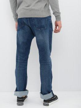 Джинси Calvin Klein Jeans Ckj 035 Straight J30J315999-1BJ4 DA003 Blue Black