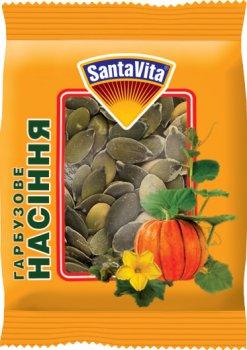 Упаковка ядер насіння гарбуза SantaVita Classic 125 г х 3 шт. (34820192180192)